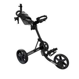 Clicgear M4 black golfový vozík Tříkolové