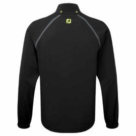 Footjoy HydroTour Jacket black nepromokavá golfová bunda Panské