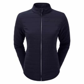 Footjoy Insulated Ladies Jacket navy golfová bunda Damské