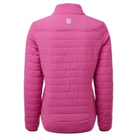 Footjoy Insulated Ladies Jacket pink golfová bunda Damské