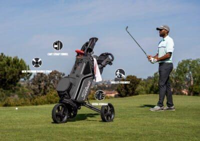 Jakou vodotěsnou golfovou bagu si koupit?