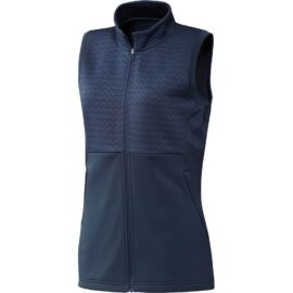 adidas cold rdy ladies vest navy golfova vesta 1
