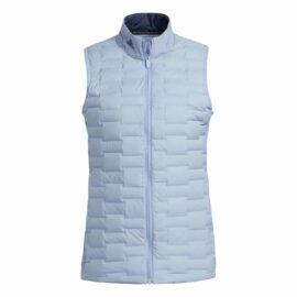 adidas frosguard ladies vest blue sky golfova vesta 1