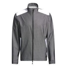 adidas rain rdy jacket black golfova bunda 1