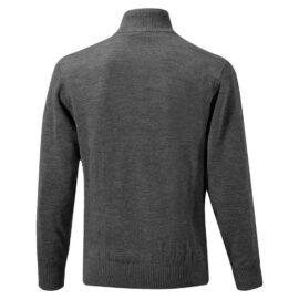 mizuno windproof jumper grey golfova svetr 2